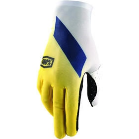 100% Celium Gloves yellow
